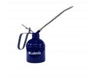 Bomba Almotolia Manual para Óleo Lubrificante Lubmix MIX-113RB Bico Rígido Capacidade 500ml