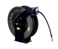 Carretel Automático Lubmix MIX-1146010M para Óleo Lubrificante Água Ø 1/2 Pol com 10MT Mangueira
