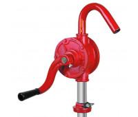Bomba de Transferência Manual Rotativa para Óleo Diesel Querosene Lubrificantes Leves e Outros Fluidos não Corrosivos Lubmix MIX-1625T 250ml/ciclo
