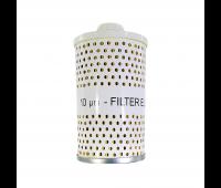 Elemento Filtrante para Filtro Separador de Água para Diesel 100 L/Min Lapek LPK-19L10 10 Micra