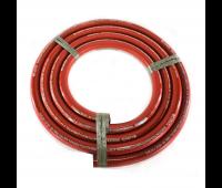 """Mangueira para Abastecimento Vermelho 3/4"""" Rolo Lubmix MIX-M34-R2VM"""