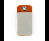 MIX-37076-Tarjeta-de-identificação-em-PVC-laranja-Trico-n01