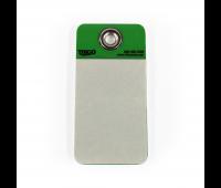 Tarjeta de Identificação em PVC Verde Trico LPK-37078