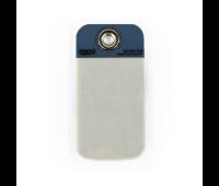 MIX-37079-Tarjeta-de-identificação-em-PVC-azul-Trico-n01
