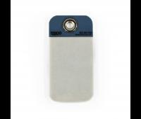Tarjeta de Identificação em PVC Azul Trico LPK-37079