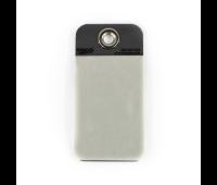 MIX-37084-Tarjeta-de-identificação-em-PVC-preto-Trico-n01