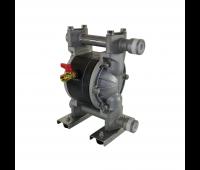 Bomba de Duplo Diafragma para Óleo Lubrificante Diesel Querosene e Água Lapek LPK-44720 Ø 1/2 Pol. 50 L/min.