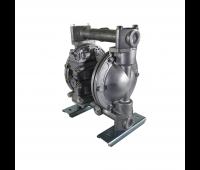 Bomba de Duplo Diafragma para Óleo Lubrificante Diesel Querosene e Água Lapek LPK-44740 Ø 1 Pol NPT 110 L/min