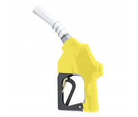 """Bico de Abastecimento Automático OPW MIX-7H-AM Amarelo Entrada e Ponteira 18 Cm 1"""""""