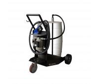Unidade Móvel de Abastecimento Pró 220V Lubmix MIX-8220PRO Capacidade 200 Litros com Bico Automático (Lubmix)