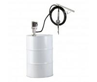 Unidade de Abastecimento Lubmix MIX-9802-M Medidor Mecânico 10M Mang 1-2Pol Adp Tambor 28LPM