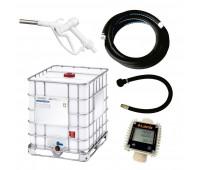 Kit para Abastecimento de Arla 32 por Gravidade Lubmix com Bico e Medidor Digital