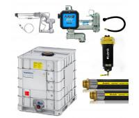 MIX-AV-02 -Kit Elétrico Para Abastecimento de AVGAS Lubmix Completo 95 L/Min