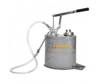 Bomba Manual de Alavanca para Óleo Lubrificante Lubmix MIX-BMA212 Cap.12 L