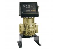 Bloco Volumétrico Registrador com Numerador para Diesel Gasolina Querosene e Etanol Lubmix MIX-BRNC6 de 04 Dígitos 150LPM 1.1/2 Pol