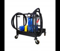 Unidade Móvel para Filtragem de Óleo Lubrificante de Alta Vazão Lubmix MIX-C1-OL68 380V 120L/min
