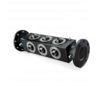Cabeçote para Instalação em Linha Donaldson com Capacidade de 12 Filtros LPK-CPIL12F
