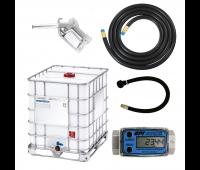 Kit para Abastecimento de Etanol por Gravidade Lubmix com Bico de Abastecimento e Medidor Modular Digital