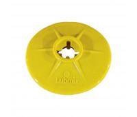 Protetor Anti Respingo Amarelo Lubmix MIX-P34AM para Bico de Abastecimento 3/4 Pol