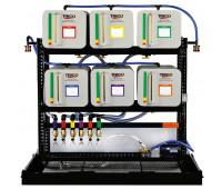 Sistema De Armazenamento De Óleo Lubrificante Trico MIX-SAT6250