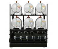 Sistema de Armazenamento Transferência e Filtragem Standard Lubmix MIX-SATF06