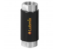 Válvula Breakaway Não Reconectável para Diesel Gasolina Querosene Etanol Lubmix MIX-VBR61 Ø 1 Pol NPT 120LPM