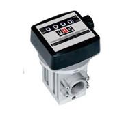 Medidor Mecânico para Diesel Piusi 2100P-K7 de 4 Dígitos 220LPM 1-1-2Pol BSP