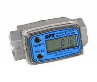 Medidor Digital Modular para Diesel Gasolina e Querosene GPI 2192 190LPM 1 Polegadas NPT