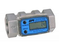 Medidor Digital Modular para Diesel Gasolina e Querosene GPI 2193 380LPM 1-1-2 Polegadas NPT
