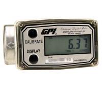 Medidor Digital Modular para Gasolina Etanol e Metanol GPI 2198 190LPM 1 Polegada NPT
