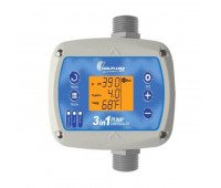Controlador de Pressão com Medidor de Temperatura Wollube 9550 com Potência de 1700W