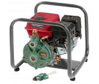 Motobomba Partida Manual para Água Branco B4T-713 Injetora 3,0 m3/h Motor 5,5CV Sucção 1.1-4 Pol Retorno 1 Pol Recalque 3-4 Pol