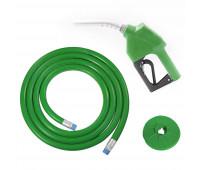 """Kit Abastecimento OPW Bico Automático 11B com Protetor Anti Respingo e Mangueira Ø 3/4"""" 5m Lubmix Terminal Alumínio 1F 1G MOW-KB-CA-VD"""