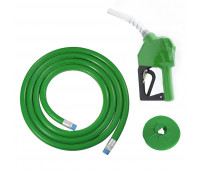 """Kit Abastecimento OPW Bico Automático 11BP com Protetor Anti Respingo e Mangueira Ø 3/4"""" 5m Lubmix Terminal Alumínio 1F 1G MOW-KBP-CA-VD"""