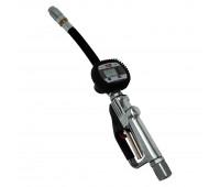 Medidor Digital Óleo Lubrificante e Diesel Piusi 2100P-DOG Vazão de 60LPM 3-4 Polegadas BSP