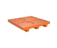 Pallet de Contenção Lubmix PL065 Para Uso em Porta-Pallet