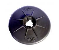 """Protetor de Respingo Preto OPW MIX-1174-V-PT para Bico de Abastecimento 3/4"""""""