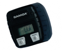 Medidor Digital Para Óleo Lubrificante Samoa 2100-SK4 30LPM 1-2Pol BSP