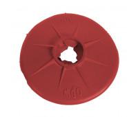 """Protetor de Respingo Vermelho OPW MIX-1174-V-VM para Bico de Abastecimento 3/4"""""""