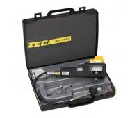 Conjunto para Medição de Compressão de Motores para Gasolina Zeca Z4033 com 50 Cartelas para testes