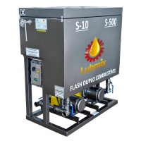 Filtro Flash para Tratamento de Óleo Diesel Lubmix MIX-FL-1CV-2 Duplo Tipo Prensa