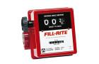 Medidor Mecânico à Prova de Explosão Diesel Gasolina e Querosene Fill-Rite 2100A-MC de 3 Dígitos 76LPM 3-4 Polegadas NPT