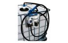 Unidade de Abastecimento IBC Pro 220V Piusi 9162 30LPM Capacidade 1000 Litros com Medidor Digital