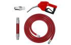 Conjunto para Abastecimento Lapek LPK-CA2C-VM com Mangote Válvula Breakaway Mangueira e Bico Automático