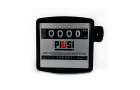 Medidor Mecânico para Diesel de 4 Dígitos 120LPM 1 Polegada BSP Piusi MIX-M64D-P