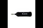 Bomba Manual com Bico Fêmea para Graxa Lubmix MIX-12G7P em Aço com Capacidade 125g