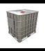 Reservatório Container IBC à Prova de Explosão Lubmix MIX-IBC1L-EX com Palete em Aço 1000 litros