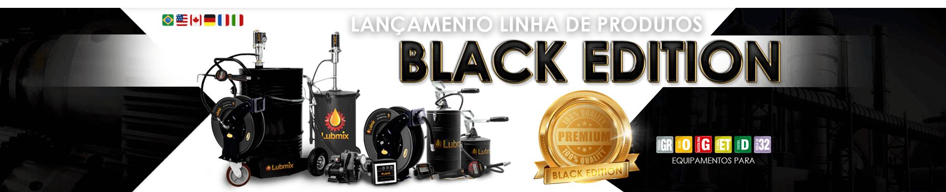 Linha Black Edition