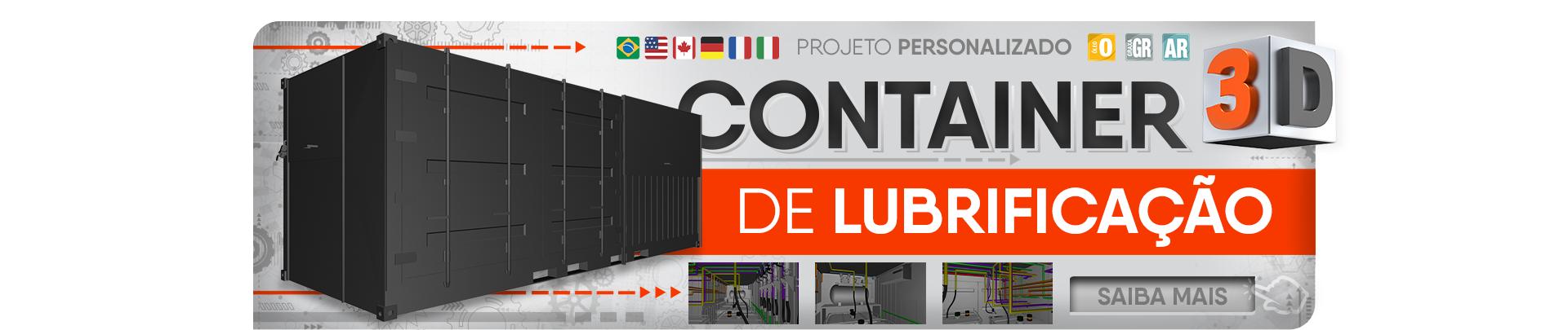 Container de Lubrificação