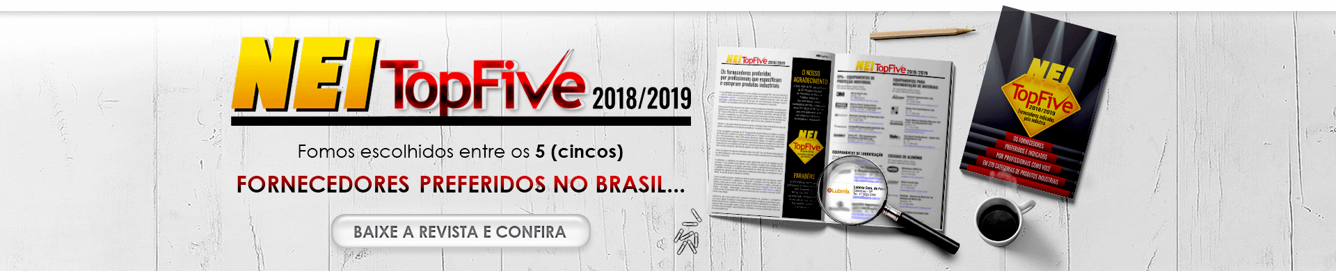 Revista Nei Top Five 2018-2019